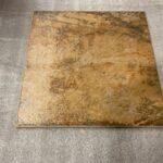 Plancher de Collection signature en  de couleur LIQUIDATION Céramique CS01 12×12, 0.50$/pc (BF30)