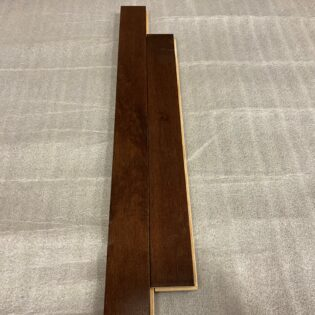 LIQUIDATION Érable Exclusive 2 1/4 Umbria semi-lustre, 6.39$/pc (BF17)