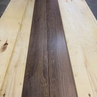 LIQUIDATION Laminé Brick oak 12mm, 1.99$/pc (N13)