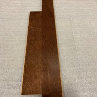 LIQUIDATION Merisier Exclusive 3 1/4 Umbria semi-lustre, 5.65$/pc (BF19)