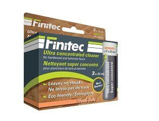 ENTRETIEN Recharge nettoyant pour plancher de bois, 3x 33ml, 18,95$